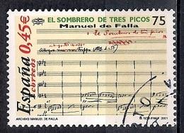 Spain 2001 - The 125th Anniversary Of The Birth Of Manuel De Falla, 1876-1946 - 1931-Hoy: 2ª República - ... Juan Carlos I