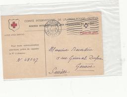 SUISSE Croix Rouge 1915 Comité International - Other