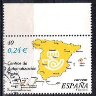 Spain 2001 - The 150th Anniversary Of The Ministry For Development - Maps - 1931-Hoy: 2ª República - ... Juan Carlos I