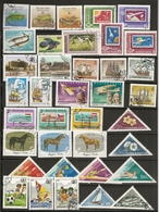 Hongrie Hungary Collection Topical Stamps - Francobolli
