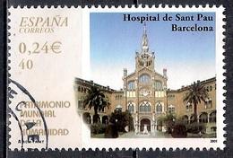 Spain 2001 - UNESCO World Heritage - 1931-Hoy: 2ª República - ... Juan Carlos I