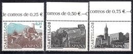 Spain 2002 - Castles - Banyeres De Mariola    MINT - 1931-Hoy: 2ª República - ... Juan Carlos I
