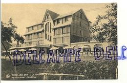 """Tiège-lez-Spa. """" La Charmille"""". Restaurant Pension. NELS. Ern. Thill - Jalhay"""