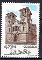 Spain 2002 - Church Of San Jorge, Alcoy   MINT - 1931-Hoy: 2ª República - ... Juan Carlos I