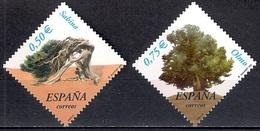 Spain 2002 - Trees  MINT - 1931-Hoy: 2ª República - ... Juan Carlos I