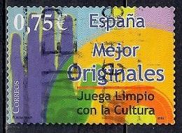 Spain 2002 - International Youth Philatelic Exhibition ESPANA '02 - Self-Adhesive Stamps  From Block - 1931-Hoy: 2ª República - ... Juan Carlos I
