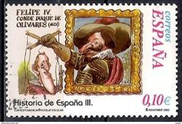 Spain 2002 - School Stamps - Spanish History - 1931-Hoy: 2ª República - ... Juan Carlos I