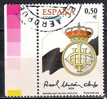 Spain 2002 - The 100th Anniversary Of The Real Union Club Of Irun - 1931-Hoy: 2ª República - ... Juan Carlos I