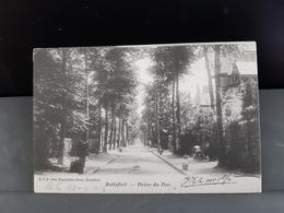 BOITSFORT Dreve Du Duc Obl 1903 - Watermaal-Bosvoorde - Watermael-Boitsfort