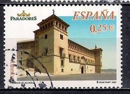 Spain 2002 - Tourist Hotels - Parador De Alcañiz - 1931-Hoy: 2ª República - ... Juan Carlos I