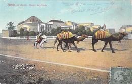 Tunisie - TUNIS Le Bardo Palais Beylicale   Lehnert & Landrock  N°567  *  PRIX FIXE - Tunisia