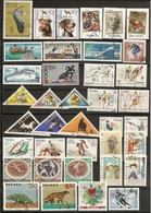 Pologne Poland Collection Topical Stamps - Francobolli