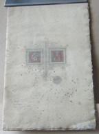 MONDOSORPRESA, (MT2) ANNO 1900 NOZZE GIANZANA MONTANARO - DISCORSO REVERENDO PADRE GIOVANNI SEMERIA BANABITA - Religion