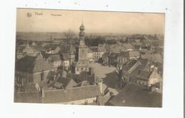 THIELT   PANORAMA 1918 - Tielt