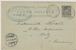 Meuse - Vaucouleurs - 1877-1920: Période Semi Moderne
