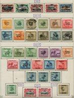 13579 RUANDA-URUNDI Collection Vendue Par Page N°45/9, 50/61, 62/76 Sauf 73, 77/8, 79/80  */ ° 1922-29  TB - 1924-44: Mint/hinged