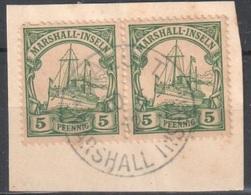 Marshall Nice Fragment From Jaluit 1912 - Kolonie: Marshall-Inseln