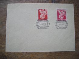 FDC 1953 1er Mai - FDC