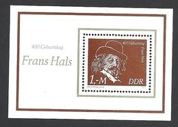 DDR, 1980, Block 61 Michel-Nr. 2547, **postfrisch - [6] République Démocratique