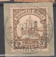 Marshall 1913 Perfect Fragment - Kolonie: Marshall-Inseln