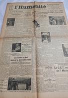 Journal Ancien—l'Humanité 20 Avril 1935—N° 13.273—6 Pages—Fondateur Jean Jaurès - Journaux - Quotidiens
