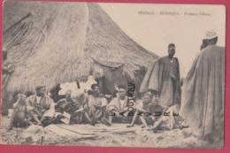 SENEGAL---RUFISQUE---Pecheurs Lebous--animé----Précurseur - Senegal