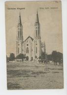 HONGRIE - Udvözlet VINGAROL - Rom. Kath. Templom - Hungary