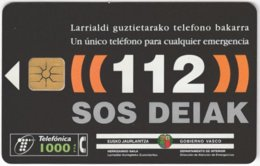 SPAIN B-455 Chip Telefonica - Used - Espagne