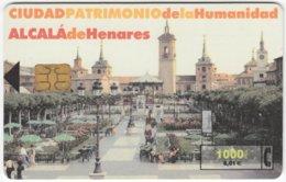 SPAIN B-464 Chip Telefonica - Religion, Church - Used - Espagne