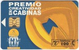 SPAIN B-482 Chip Telefonica - Used - Espagne