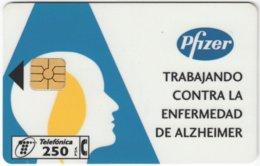SPAIN B-487 Chip Telefonica - Used - Espagne