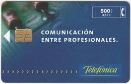 SPAIN B-494 Chip Telefonica - Used - Espagne