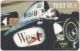 SPAIN B-502 Chip Telefonica - Sport, Formula One - Used - Espagne