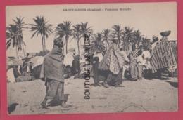 SENEGAL--SAINT-LOUIS---Femmes Wolofs---anime---precurseur - Senegal