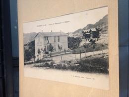 THORENC -postes Et Telegraphe Et Chalets  ( Port Offert ) - Francia