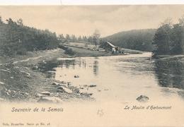 CPA - Belgique -Le Moulin D'Herbeumont - Herbeumont