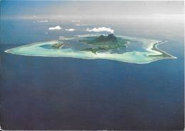 CPA-1980-POLYNESIE-BORA-BORA-Vue AERIENNE-TBE - French Polynesia