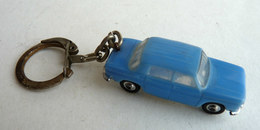 VOITURE - AUTOMOBILE - RENAULT 86 Bleue Roi - Micro NOREV 1/86 PORTE CLES - Echelle 1:87