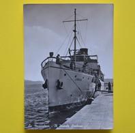 Cartolina La Maddalena Il Postale Limbara Genova 1959 Ca. - Genova