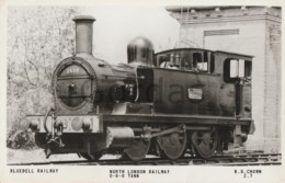 England - Steam Train Engine - Locomotive - Trains