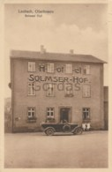 Germany - Laubach - Oberhessen - Hotel Solmser Hof - Laubach
