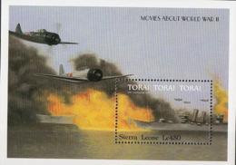 Sierra Léone Bf 157 ** - Cinema