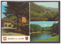 CARTE MODERNE - ASTANO - DOGANA - TB - TI Ticino