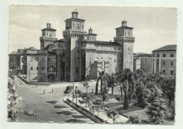 FERRARA - CASTELLO ESTENSE VIAGGIATA FG - Ferrara