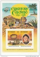 San Vicente 6 Hb - St.Vincent (1979-...)