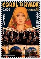 H01 Spain 2019  Leisure & Hobbies, Coral De Ruada, Ourense MNH Postfrisch - 1931-Heute: 2. Rep. - ... Juan Carlos I