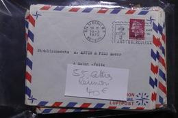 RÉUNION - Lot De 55 Enveloppes , Période 1970 - L 34243 - Réunion (1852-1975)