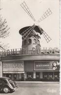 75018 - PARIS - Le Moulin Rouge - Arrondissement: 18