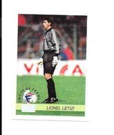 BM18 - IMAGE ESSENCE TOTAL EQUIPE DE FRANCE 98 - LIONEL LETIZI - Soccer