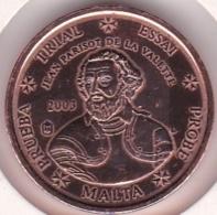 Malte. 1 Cent 2003. Specimen. Essai Probe - EURO